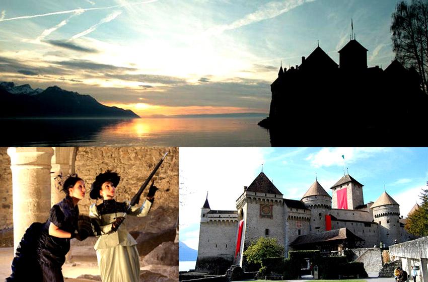 Balade Romantique // Château de Chillon // Samedi 14 & Dimanche 15