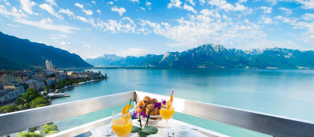 Montreux /// Saint-Valentin /// Dîners Romantiques /// Restaurants de la ville