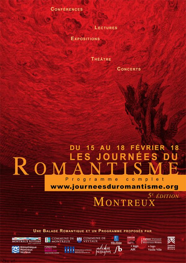 Journées du Romantisme 2018 - Montreux