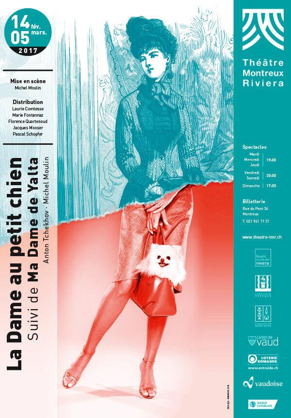 Journées-du-Romantisme 2017_Théâtre - La Dame au Petit Chien