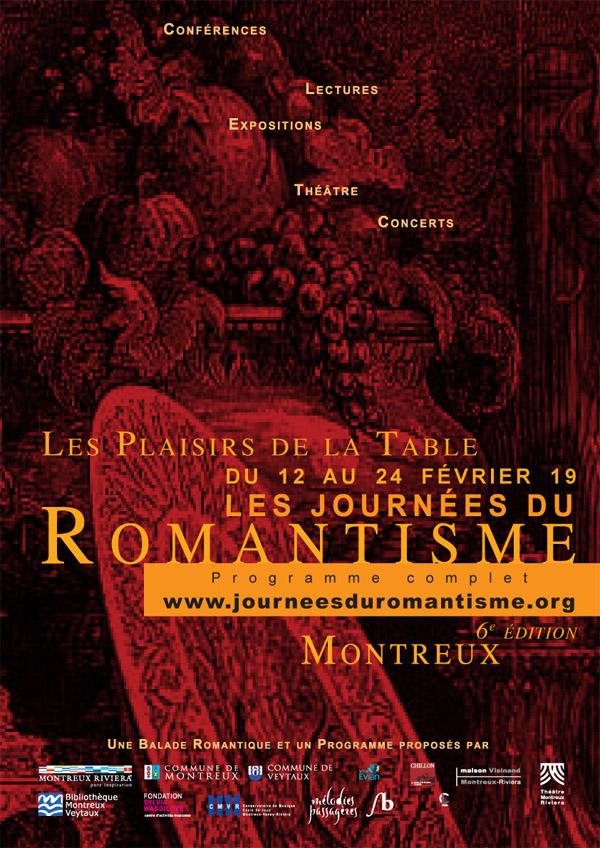 Journées du Romantisme 2019 – Montreux