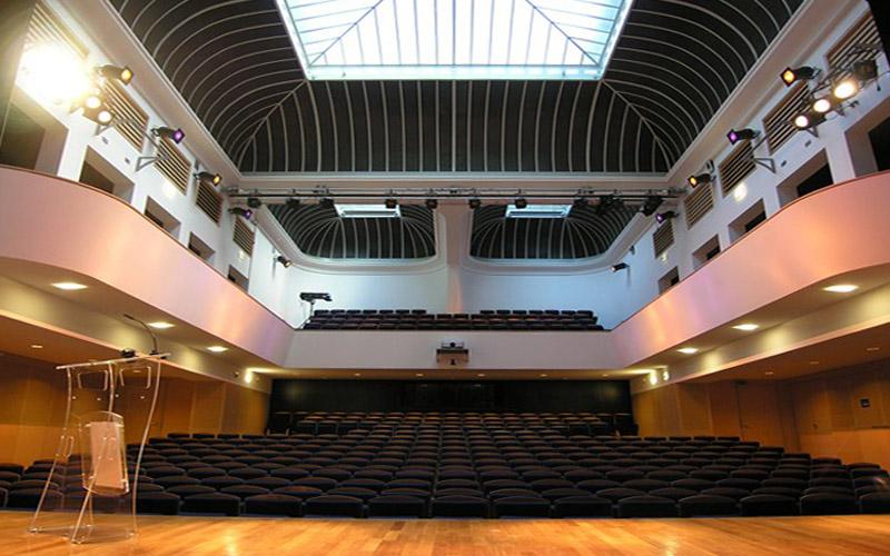 Evian / Palais des Lumières / Auditorium