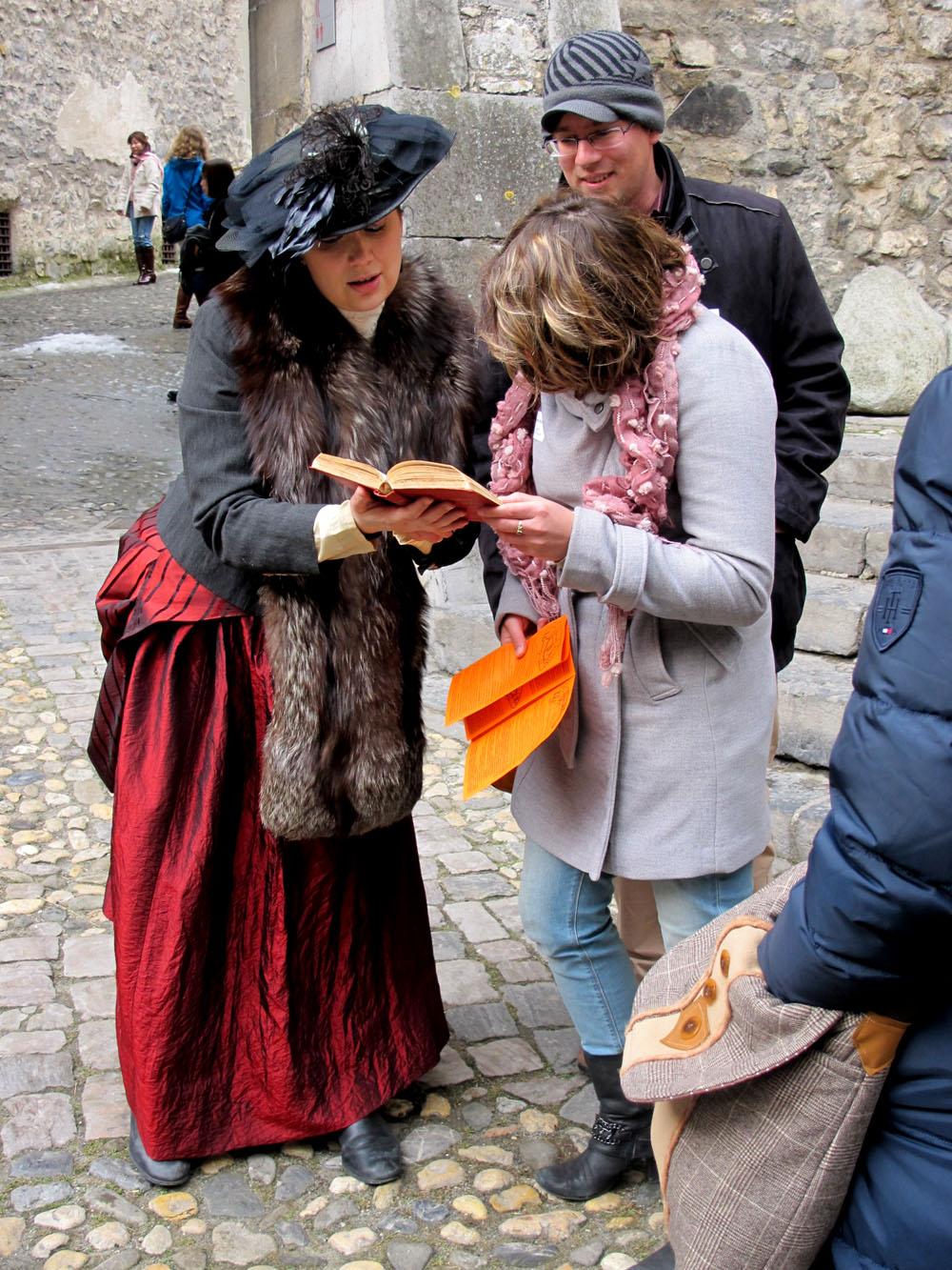 Château de Chillon / Balade Romantique / 13-14 février 2016