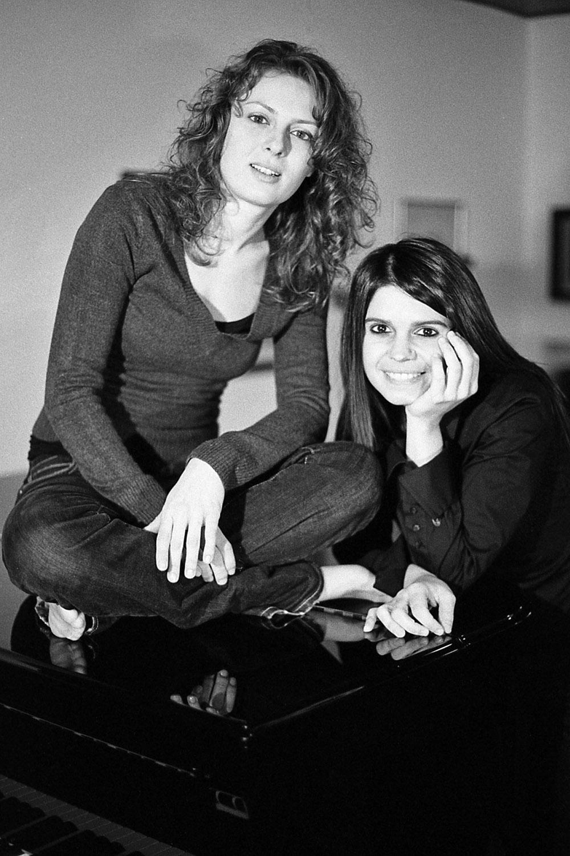 Récital de piano à 4 mains / Chiara Soave & Cecilia Baccolo,