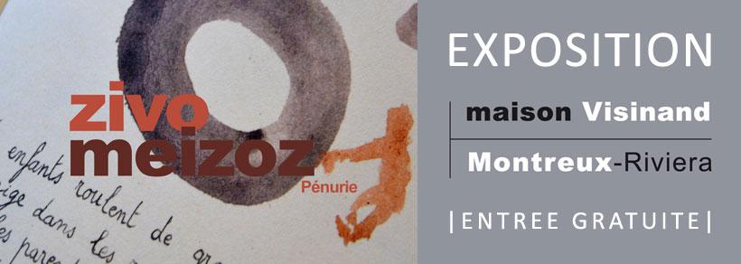 Exposition Zivo - Meizoz /// Vernissage /// Maison Visinand /// 15 Février /// 11H