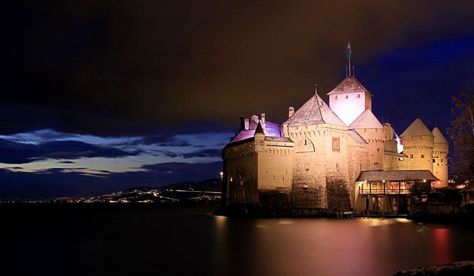 Montreux | Le Château de Chillon