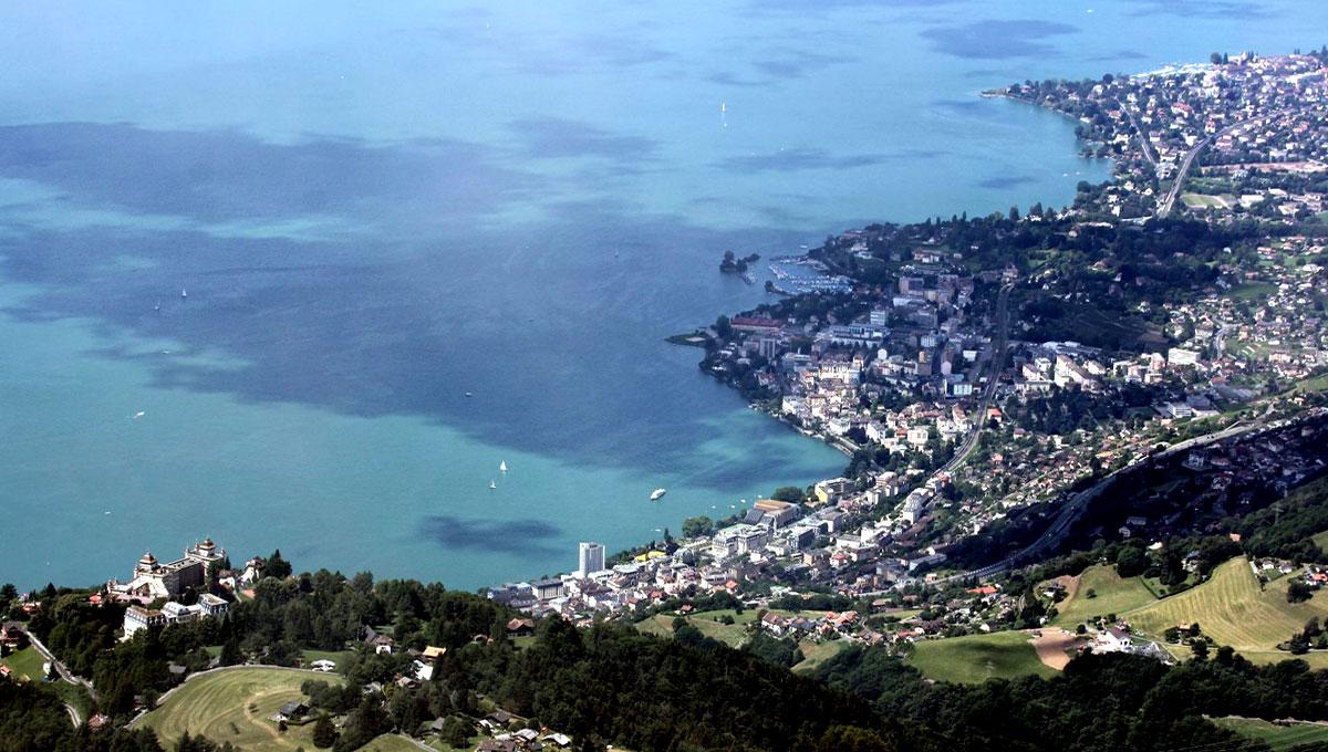 Montreux | Les villes lacustres du Léman